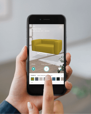 Interior Define: Augmented Reality App