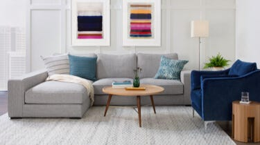 Interior Define Sectionals collection