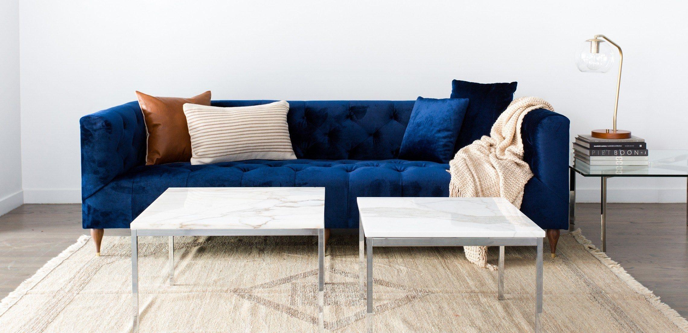 Interior Define: Ms. Chesterfield Sofa