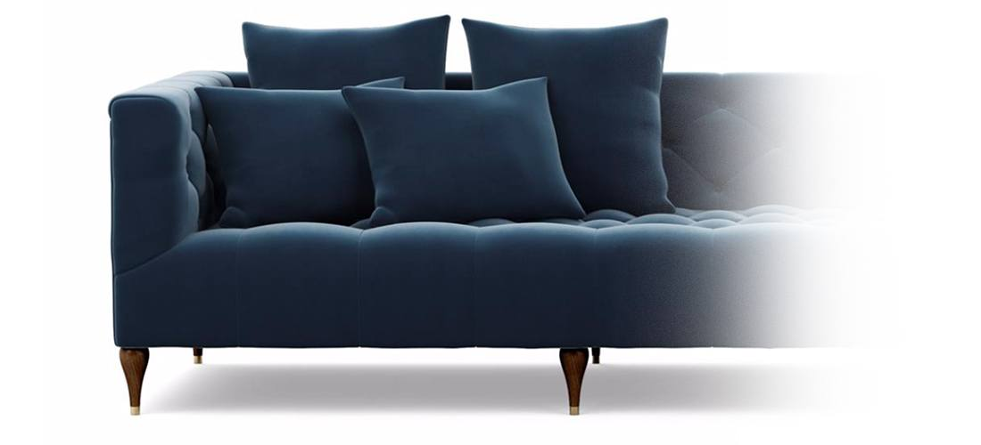 Ms. Chesterfield Sofa Features