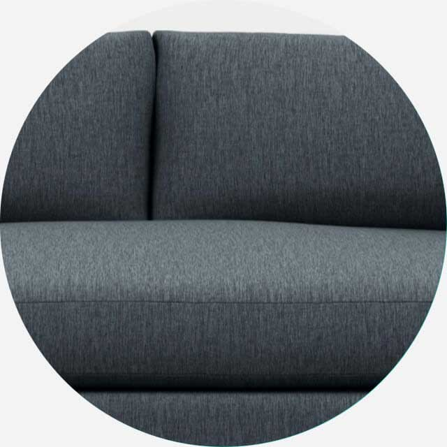 Charly Sofa: Bench