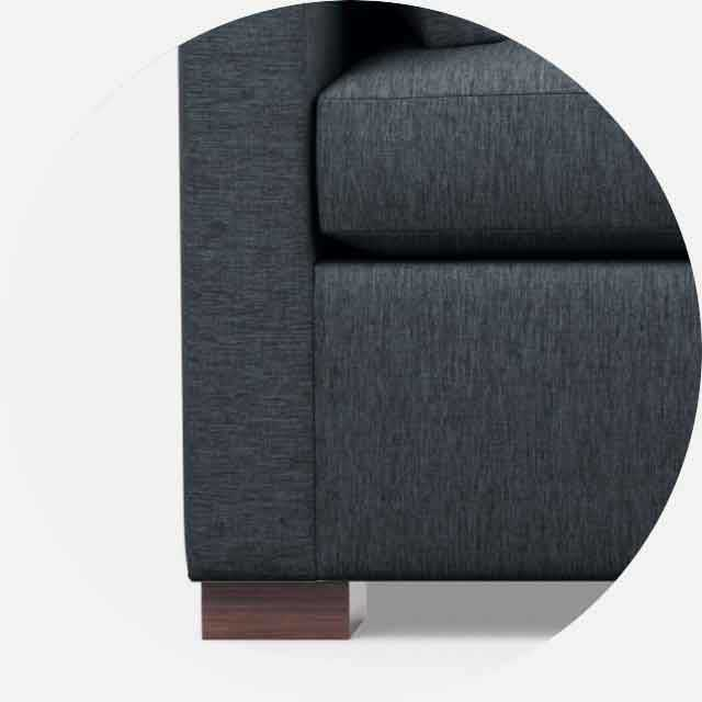 Charly Sofa: Lines