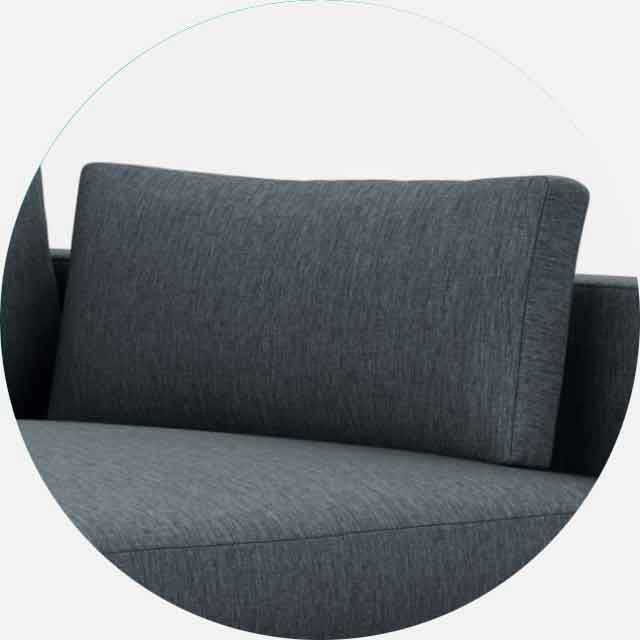 Charly Sofa: Lumbar