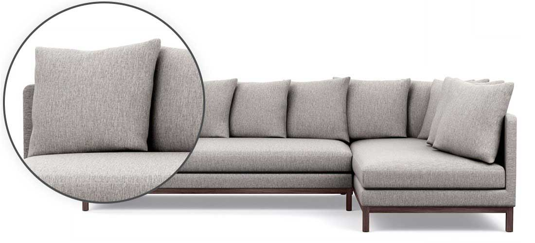 Jasper Sofa Features