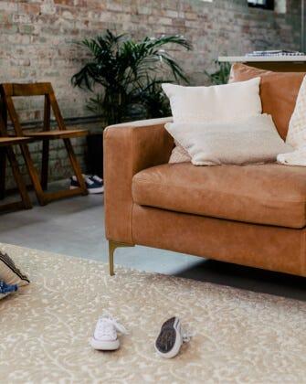 Interior Define: Better in Leather