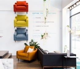 Interior Define: Chicago shop