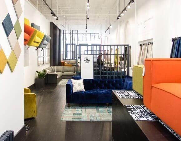Interior Define: New York shop