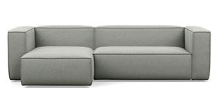 Kids' Left Chaise Sectional
