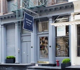 Interior Define: New York Guideshop