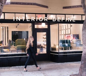 Interior Define: San Francisco Guideshop
