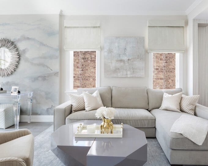 Ainsley Sectional| Private Residence